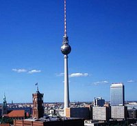 Television Tower - Berlino