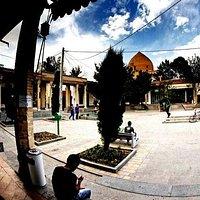 Jolfa Quarter(Armenian Quarter)