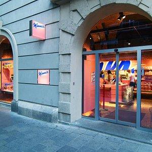 Manner Shop am Stephansplatz