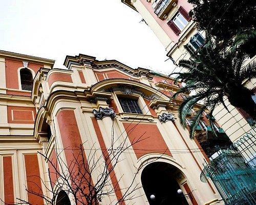 Fondazione Pietà de' Turchini - Napoli (Italy) Chiesa di Santa Caterina da Siena www.turchini.