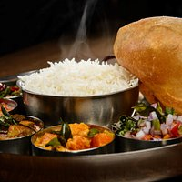 The best Thali in UK