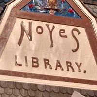 Noyes carved wise owl