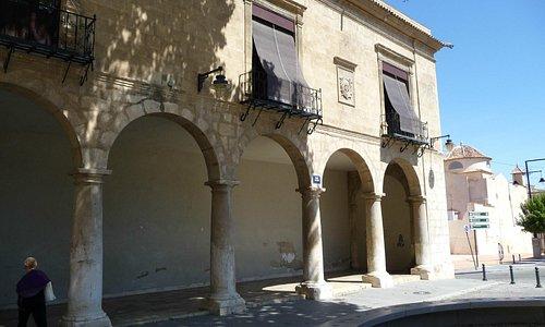 Edificio del Museo (Antigua Casa de la Villa)