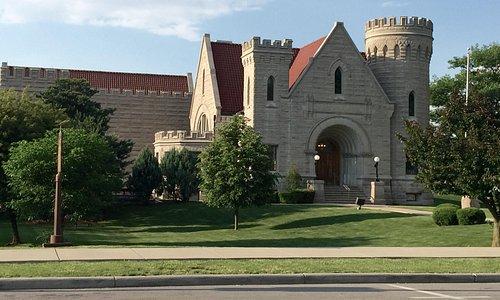 Van Wert, Ohio, Library with Addition