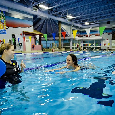 Meadow Park Sports Centre pool. Photo: Justa Jeskova