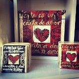 Arty gifts all hand made by selected artisans, useful art with love