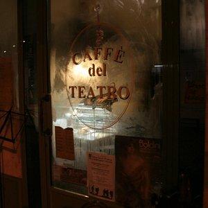 caffè del teatro Forlì