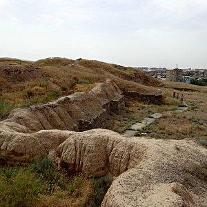 Teishebaini historical site.