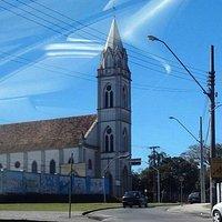 Igreja de Santa Cãndida - Bairro Sta Cãndida - Curitiba PR