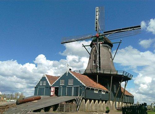 De Rat Windmill - IJlst