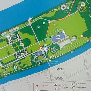 Parc de L'ile Saint Germain