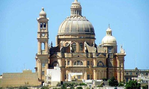 St John the Baptist Church from the side. A beauty, isn't it?