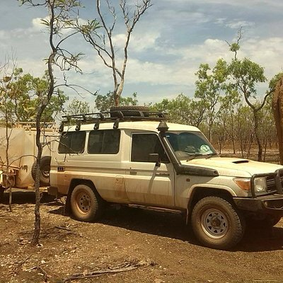 Kakadu Tour Vehicle
