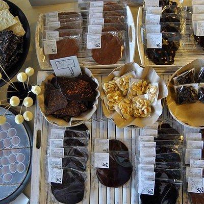 Fresh & aromatic chocolate