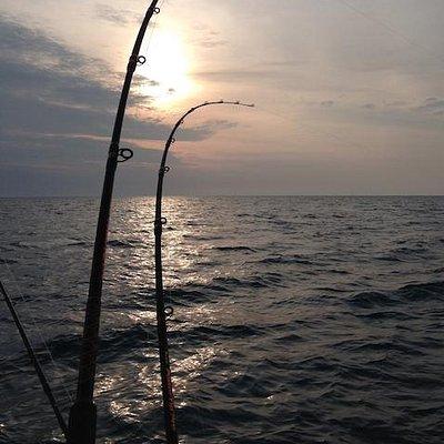 A Morning at Sea