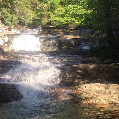Park & Waterfall