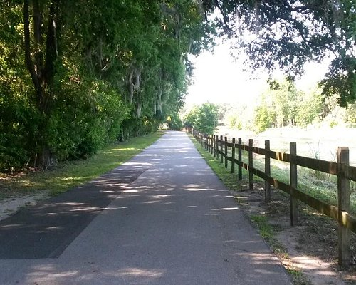 A great place to walk, ride or bike