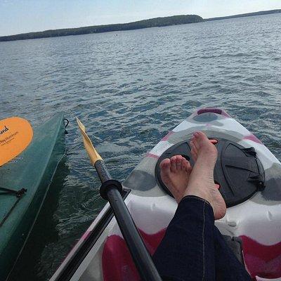 Peace & Quiet Kayaking