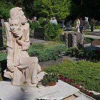 Vilnius, le cimetière Antakalnis