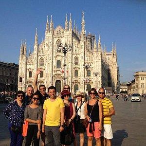 Gita a Milano: mi ha piaciuto molto :)