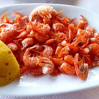 Symi shrimps