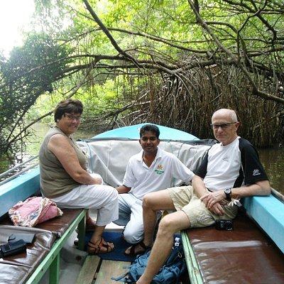 Bentota Boat Safari