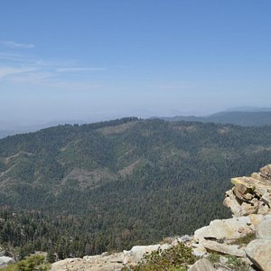 View from Big Baldy
