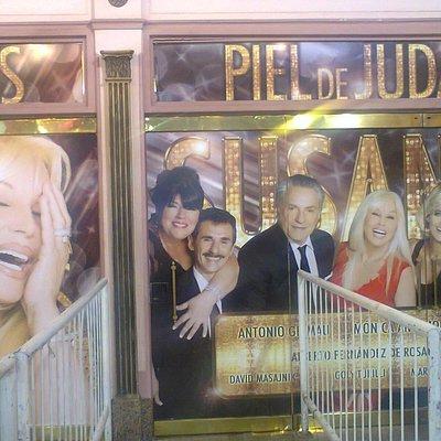 """Teatro Lola Membrives:  """"Piel de Judas"""""""