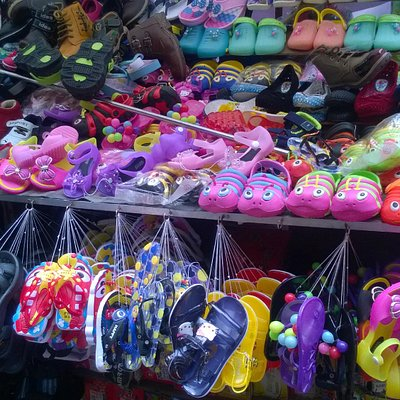 Shoe Stall