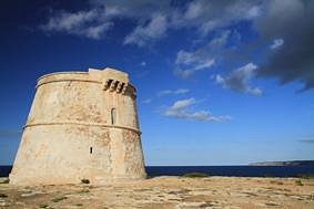 Torre de sa Punta Prima by Giusy 58