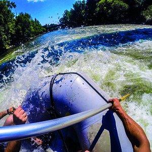 Rafting Spass