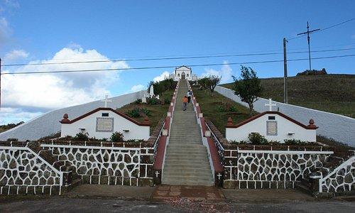 Ermida de Nossa Senhora de Fátima em Santa Maria - Açores