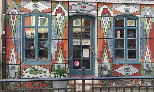 Lechviertel, Boutique