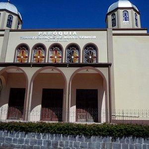 Igreja Transfiguração do Nosso Senhor (Ucraniana) - P. Grossa PR