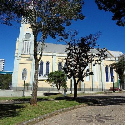 Igreja Sagrado Coração de Jesus (Igreja dos Polacos - P. Grossa PR