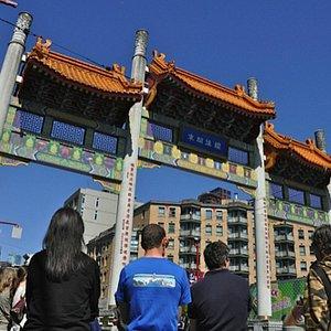 Millennium Chinatown Gate