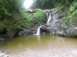 Cascada San Javier