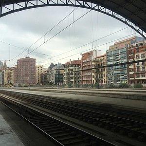 Estacion Abando Bilbao