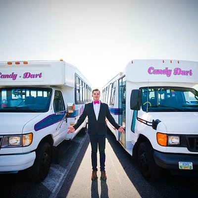 Ready to service your Outings, Airport, Cruise ship and Hotel Shuttles