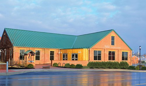 Frederick Visitor Center