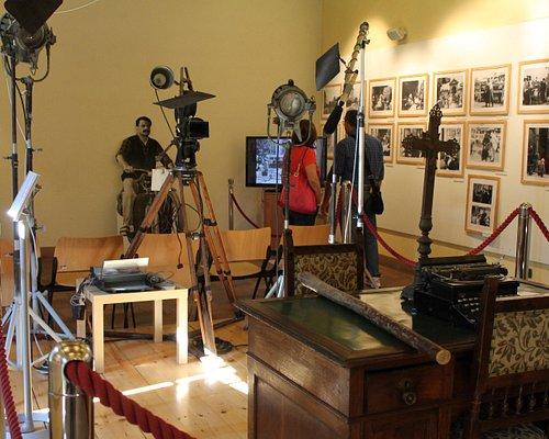 Riproduzione set cinematografico