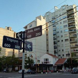 Avenida Alem