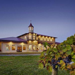 Winehaven Winery, Chisago City, Minnesoa