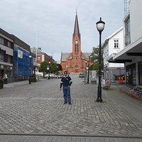 foto de la iglesia