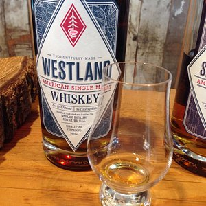 Flagship whiskey!  All made here in Washington and featured at #PROOFWA @ProofWashington @socia