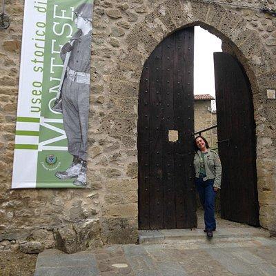 Entrada do Museu