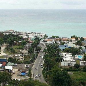 Ocho Rios, Montego Bay and Port Antonio...