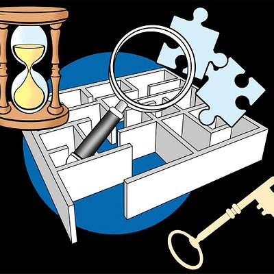 Find the clues, solve the puzzles, prevent the disaster and escape the room!