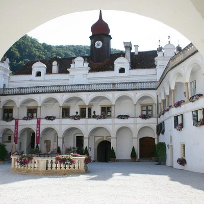 Schloss Herberstein  © Monika Erlacher