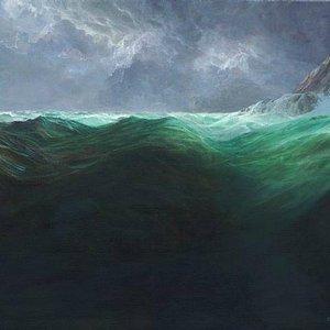 'Dunquin' 30'' X 40'' Oil on Canvas by Carol Cronin